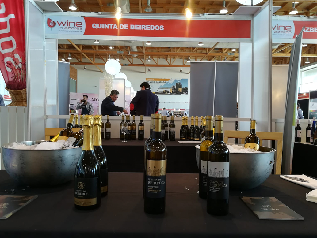 Wine in Azores 2018